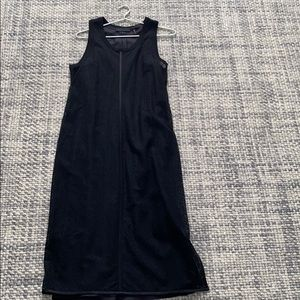 Helmut Lang Stretch Lace Tank Dress. Fab look!